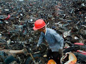Hiệu quả mô hình tiết kiệm từ thu gom phế liệu ở thị trấn  Thanh Hà