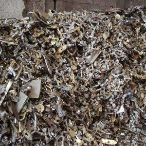 Thu mua kẽm phế liệu – Thu mua xỉ kẽm vụn nhỏ