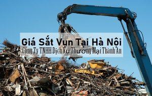 Những điều cần biết để bán được giá sắt vụn tại Hà Nội