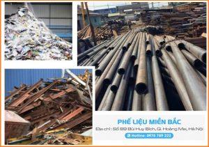 Khi nào thì thu mua phế liệu sắt thép được giá cao?