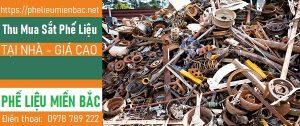 Cẩn trọng khi chọn địa chỉ thu mua sắt phế liệu giá cao