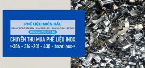Giá phế liệu inox 316 cập nhật mới nhất trong tháng