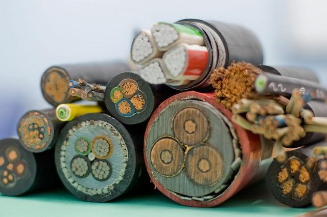 Một số loại dây điện cũ được thu mua tại Phế Liệu Miền Bắc