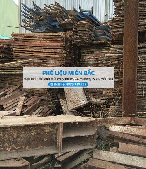 Phế Liệu Miền Bắc thu mua sắt phế liệu tận nơi giá cao